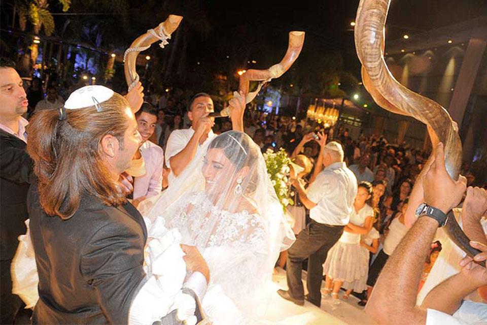 אטרקציות לאירועים בתל אביב - חתונה